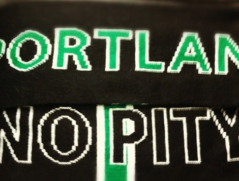 No Pity in the Rose City
